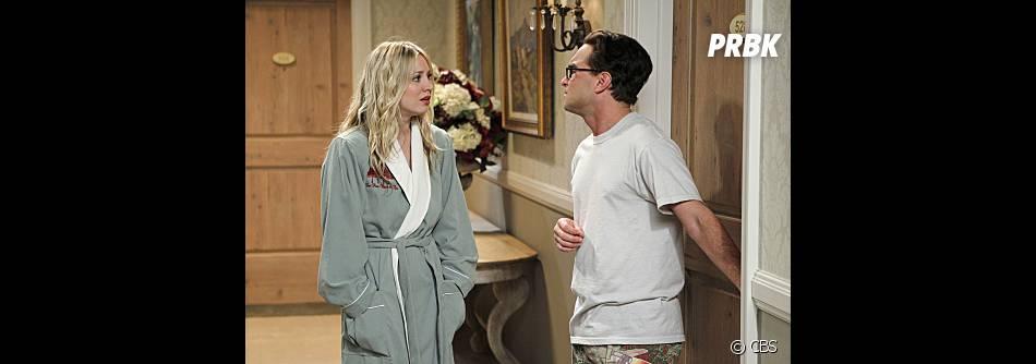 De nouvelles tensions entre Penny et Leonard sont à prévoir