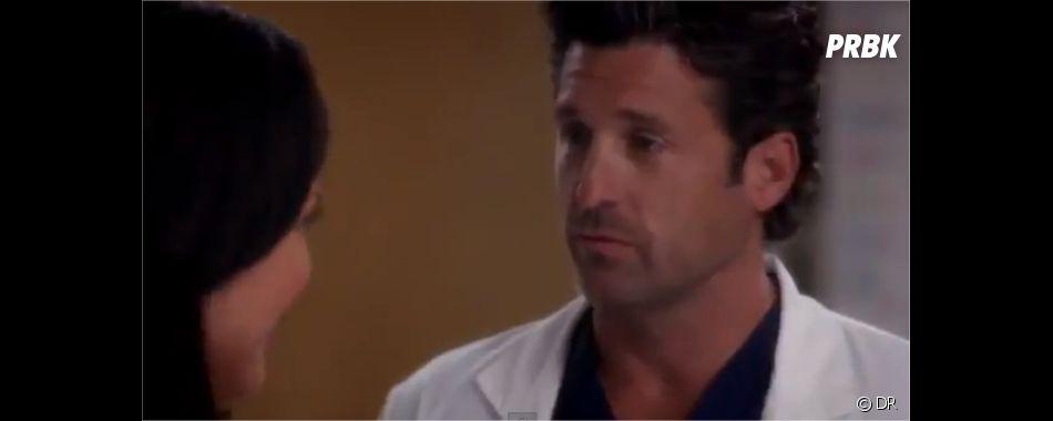 Derek de retour au boulot dans l'épisode 1 de la saison 9 de  Grey's Anatomy
