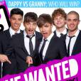 The Wanted tombe le pantalon pour  We Love Pop  !