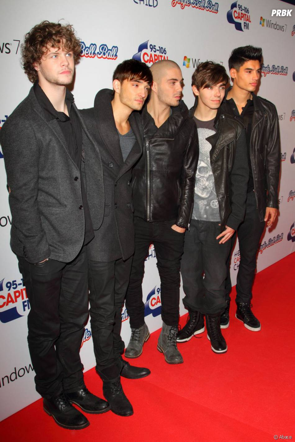 The Wanted ose tout !