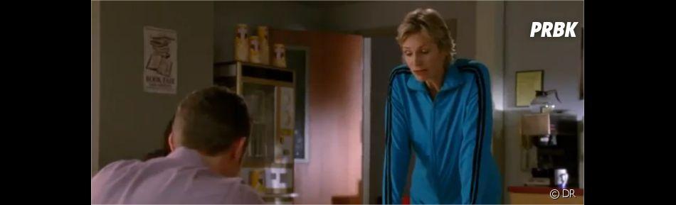 Will vs Sue dans l'épisode 3 de la saison 4 de  Glee
