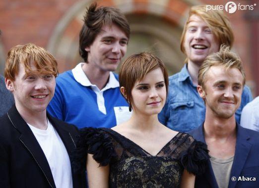 Emma Watson a confié que Tom Felton lui avait brisé le coeur