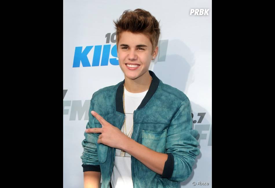 Malgré le vomi, Justin Bieber garde la positive attitude !