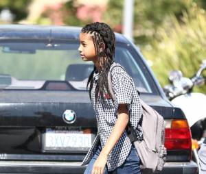 Willow Smith a une coupe... normale !