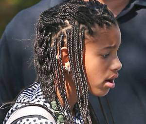 Willow Smith change de style