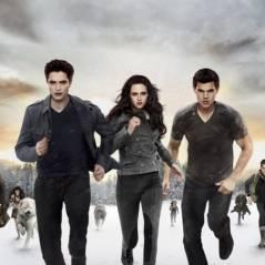 Twilight 4 partie 2 : l'affiche enfin révélée - Edward, Bella et Jacob prêts pour la bataille ! (PHOTO)