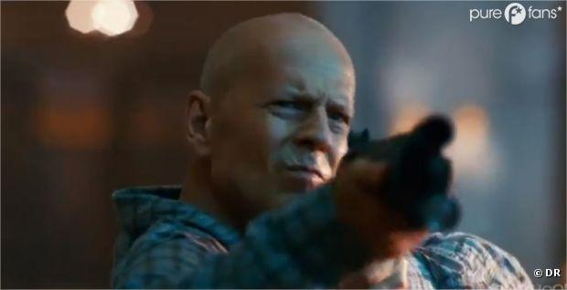 Bruce Willis sort l'artillerie lourde pour Die Hard 5