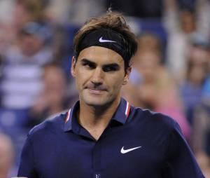 Roger Federer va tout faire pour arracher la victoire aux Masters 1000 de Shangaï malgré les menaces !