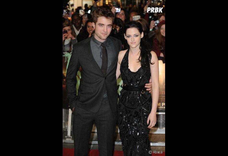 Robert Pattinson et Kristen Stewart, plus forts que les haters ?