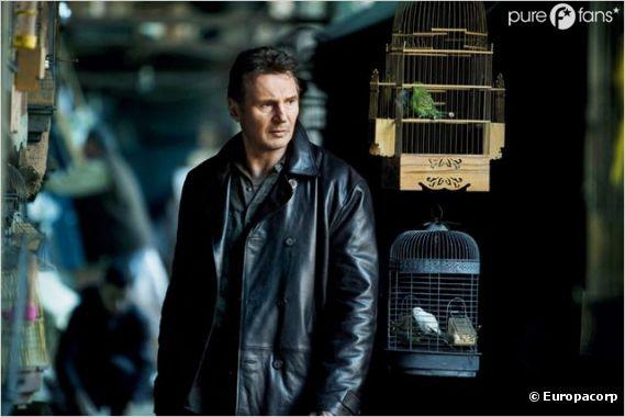 Liam Neeson ne pensait pas qu'un nouveau film verrait le jour