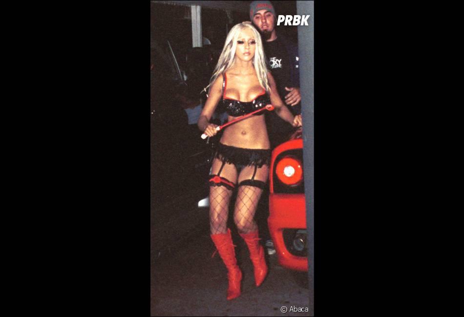 Christina Aguilera : Ultra vulgaire mais on adorait ça !