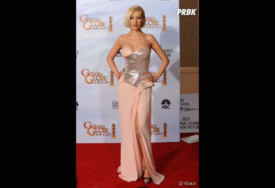 Christina Aguilera : Femme fatale ... avant