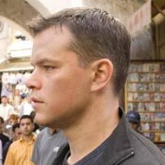Matt Damon : Il n'a plus Jason Bourne dans la peau !