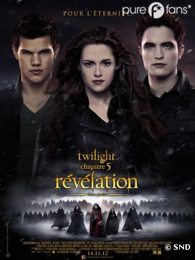 Une fin en mode Bollywood pour Twilight 5