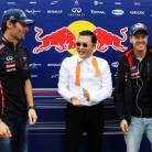 Gangnam Style : Psy et sa folie touchent même les pilotes de F1 (PHOTOS)