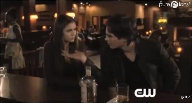 Damon va aider Elena dans l'épisode 2 de la saison 4 de Vampire Diaries