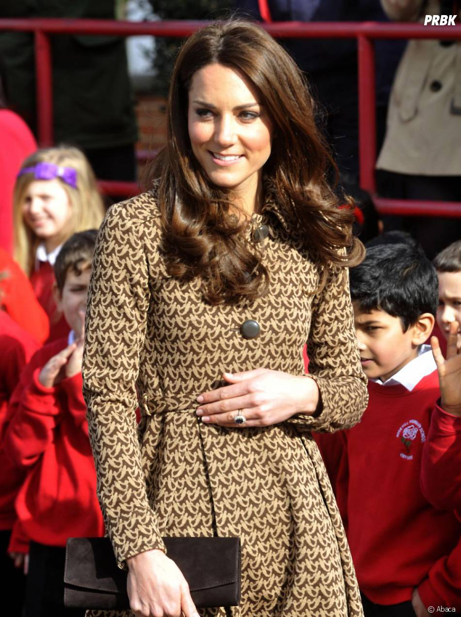 Kate Middleton veut avoir un bébé pour oublier les photos topless !