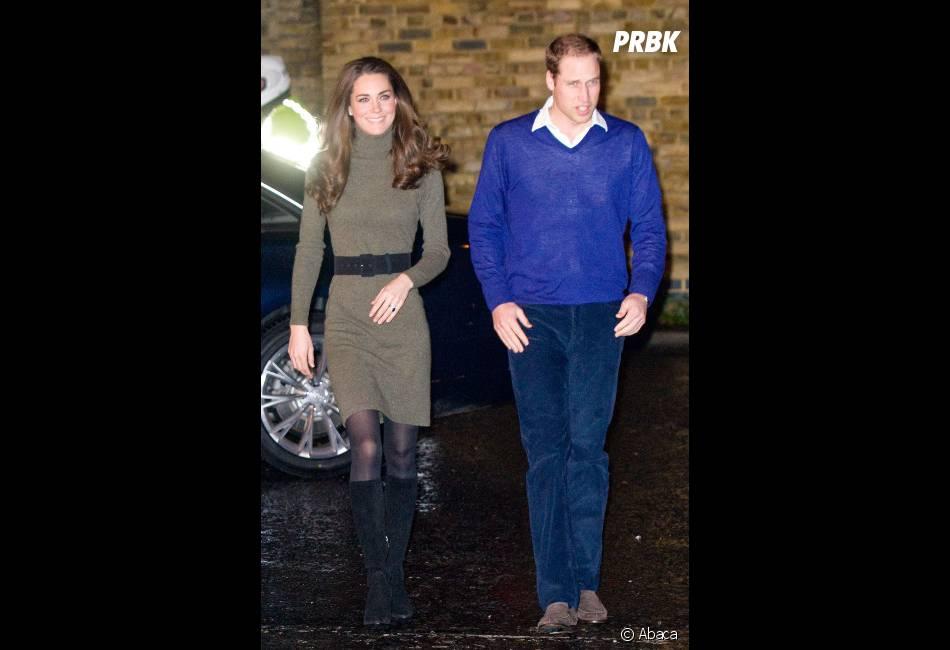 Kate Middleton va passer encore plus de temps avec le prince William...