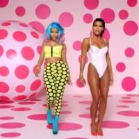 Nicki Minaj : The Boys, le clip flashy et sexy avec la bombe Cassie (VIDEO)