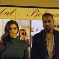 Kim Kardashian et Kanye West : voyage en amoureux en Italie. Mariage en vue ? (PHOTOS)