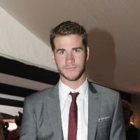 Liam Hemsworth blessé mais aussi courageux que son perso d'Hunger Games