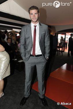 Liam Hemsworth s'est blessé sur le tournage d'Hunger Games !
