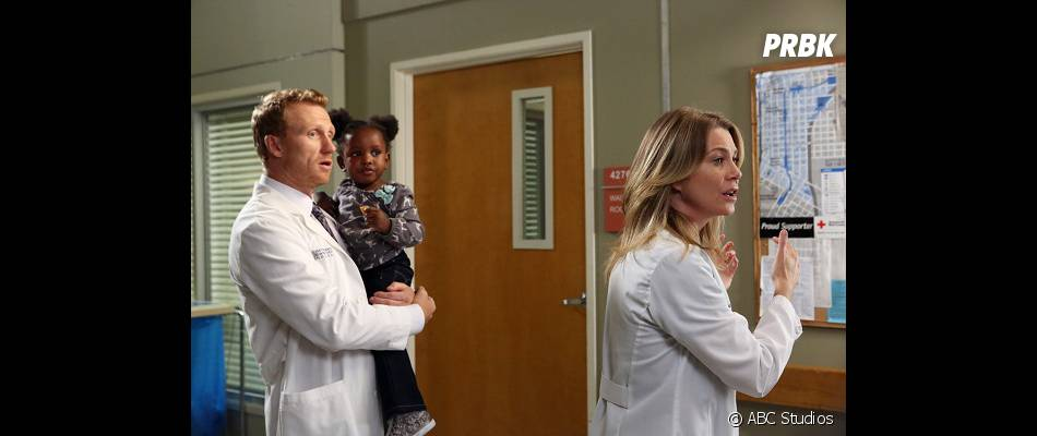 Meredith un peu dépassée dans l'épisode 5 !