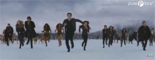 La scène de combat de Twilight 5 a failli faire perdre la tête aux acteurs