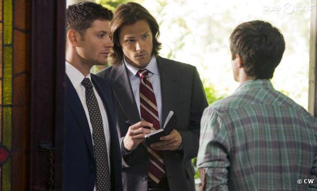 Nouvel enquête pour les frères Winchester dans Supernatural