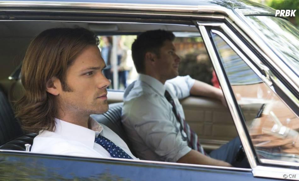 Toujours des tensions entre Sam et Dean dans Supernatural