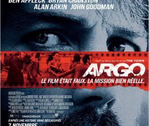Argo sortira au cinéma le 7 novembre prochain en France