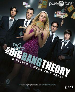 Un nouveau beau gosse arrive dans The Big Bang Theory !