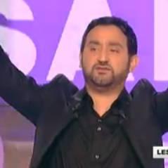 Touche pas à mon poste : Cyril Hanouna se régale devant le baiser lesbien d'Enora (VIDEO)