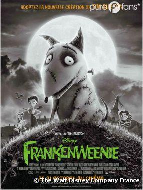 Entrez dans l'aventure Frankenweenie !