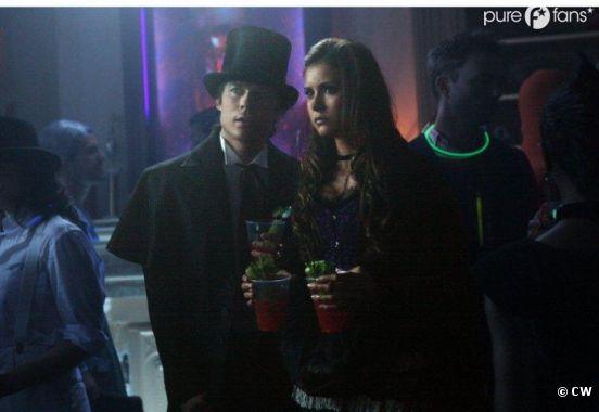 Quatre questions pour l'épisode 4 de la saison 4 de Vampire Diaries