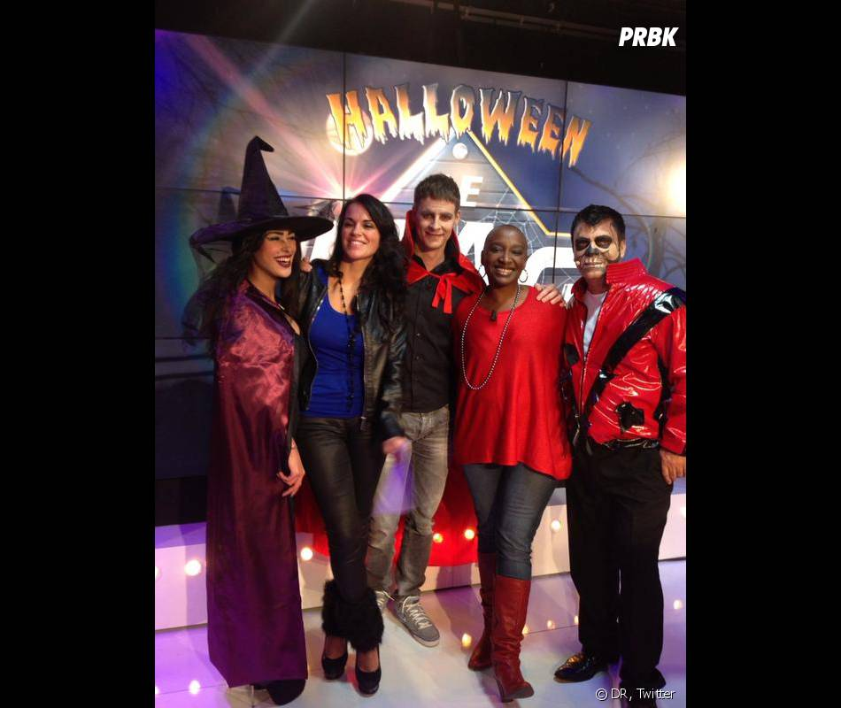 La spéciale Halloween dans Hollywood Girls 2, Le Mag, c'est ce soir sur NRJ 12 !