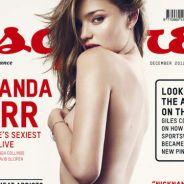 """Miranda Kerr : """"femme la plus sexy en 2012"""", elle pose topless pour Esquire (PHOTO)"""