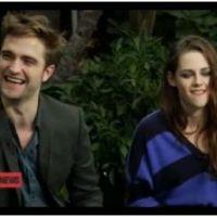 Robert Pattinson et Kristen Stewart : complices pour leur première interview côte à côte (VIDEO)