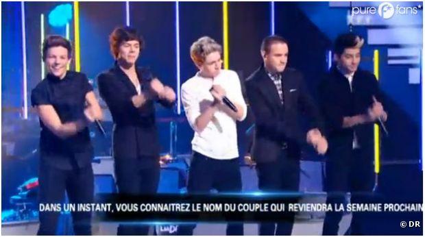 Les One Direction ont assuré sur TF1 !