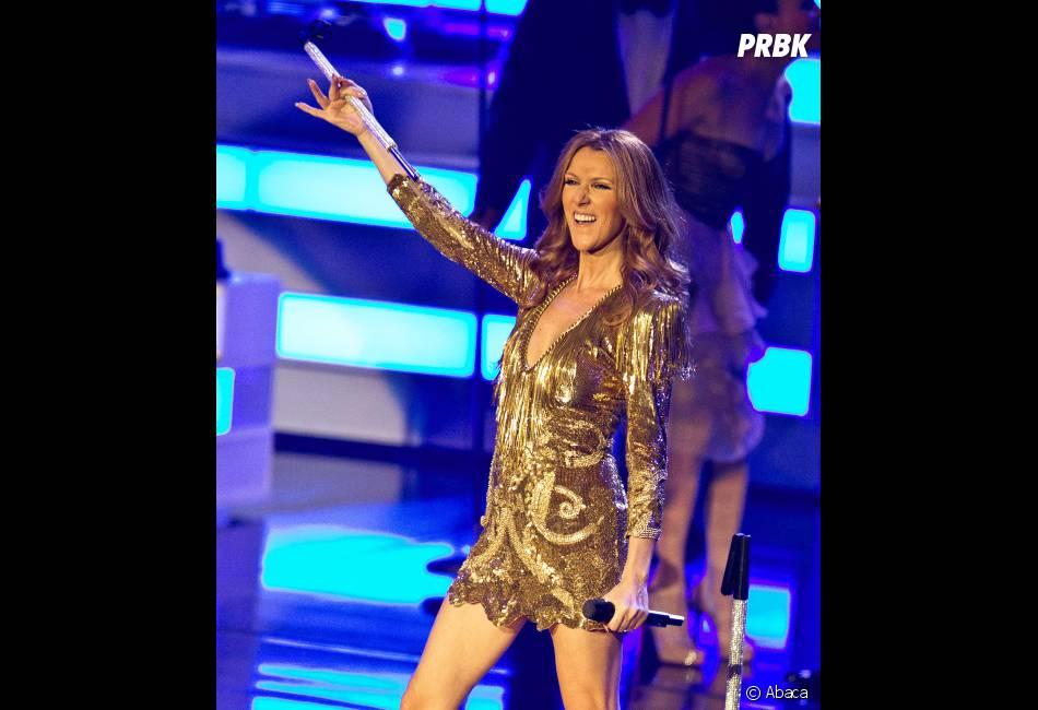 Céline Dion, comblée sur scène mais aussi dans sa vie privée