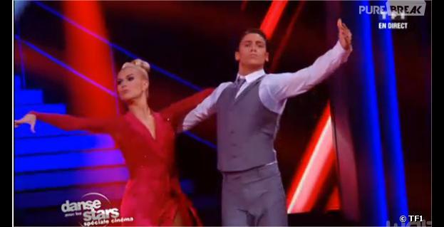Bastian Baker a dû prendre le chemin de la sortie de Danse avec les stars !