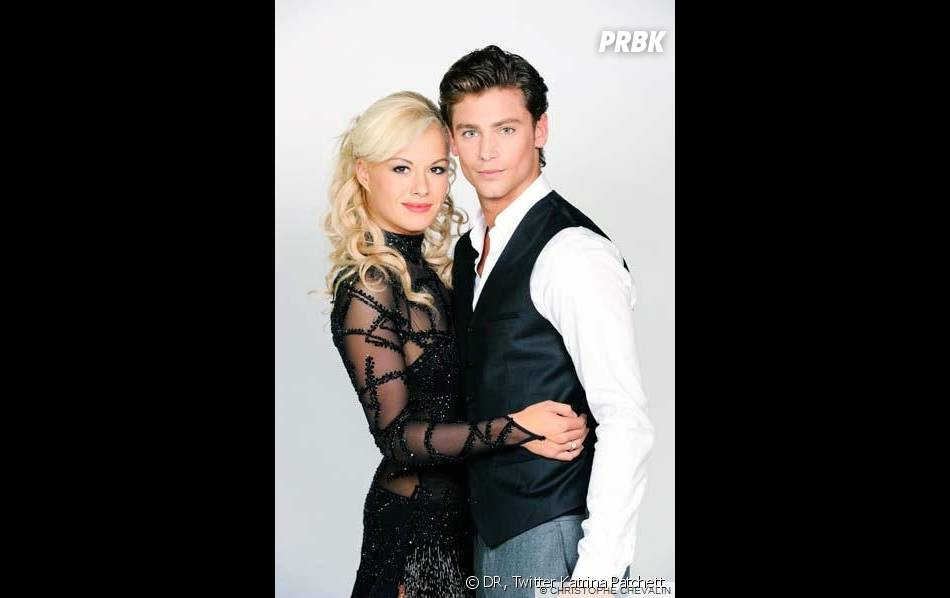 Bastian Baker doit tirer un trait sur Danse avec les stars et Katrina Patchett... Snif !