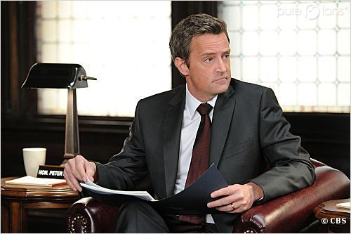 Matthew Perry revient dans The Good Wife