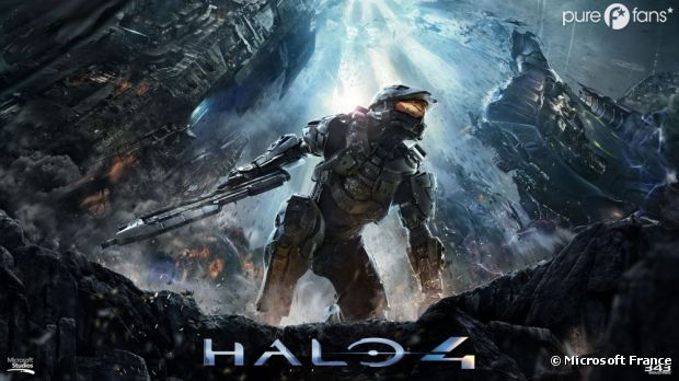 Halo 4 explose les records