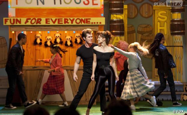 Marley et Ryder se rapprochent dans Glee