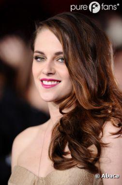 Kristen Stewart a un nouvel admirateur !