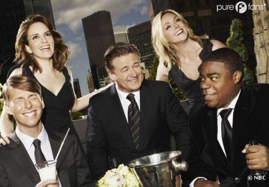 La saison 7 de 30 Rock nous prépare un mariage