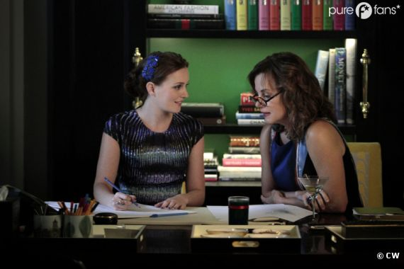 Enchères et retrouvailles pour l'épisode 6 de la saison 6 de Gossip Girl