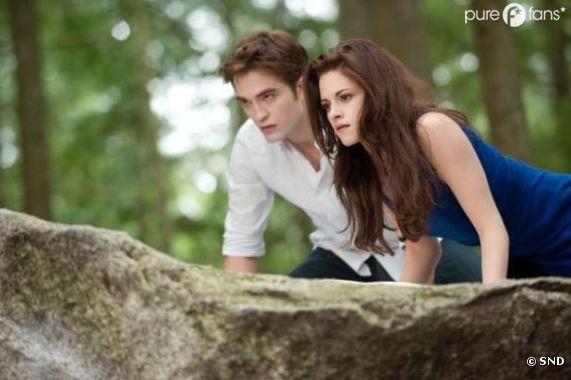 Twilight 4 partie 2 toujours numéro 1 du box-office US !