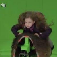 Twilight 4 partie 2 : fond vert et effets spéciaux ! (VIDEO)